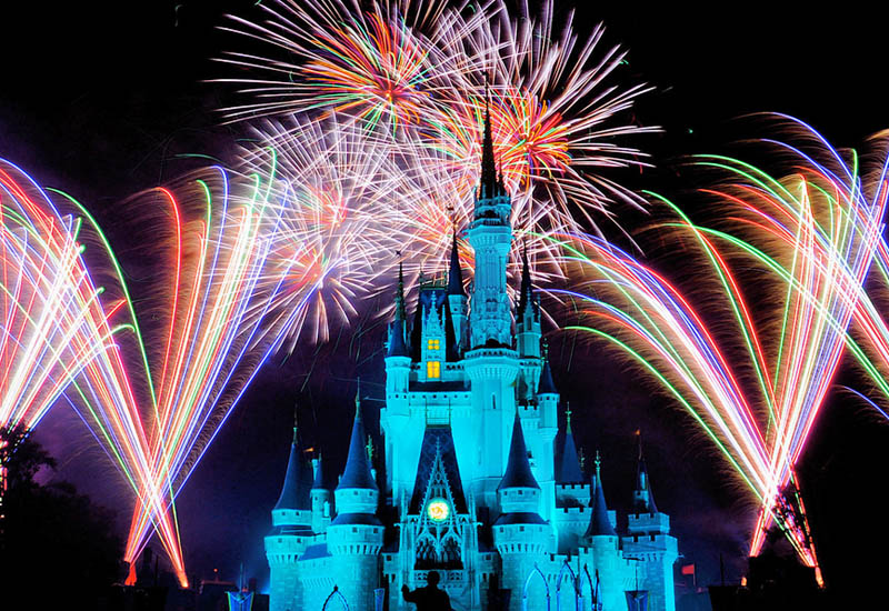 Magic Kingdom at Disney World