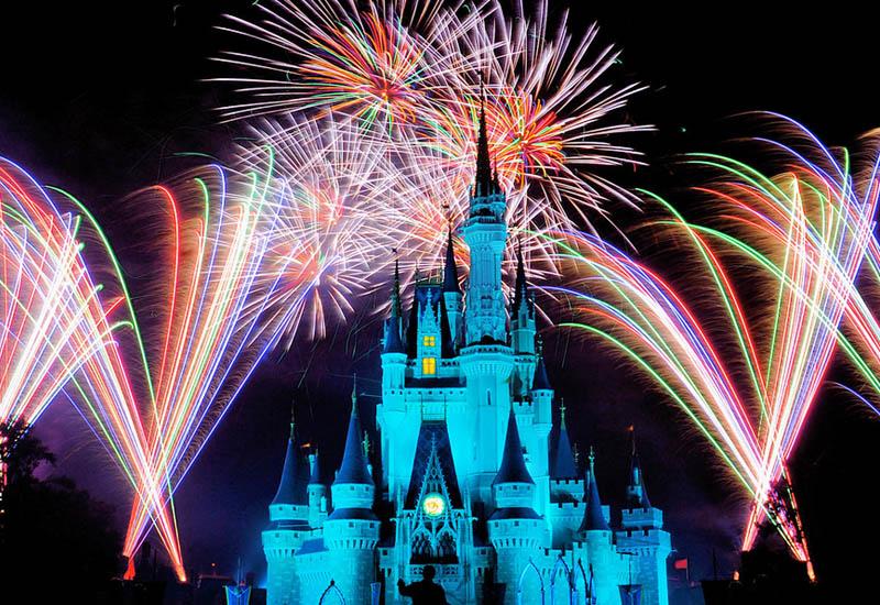 Magic Kingdom at Disney World