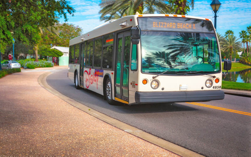 Independent Travel to Disney World Florida