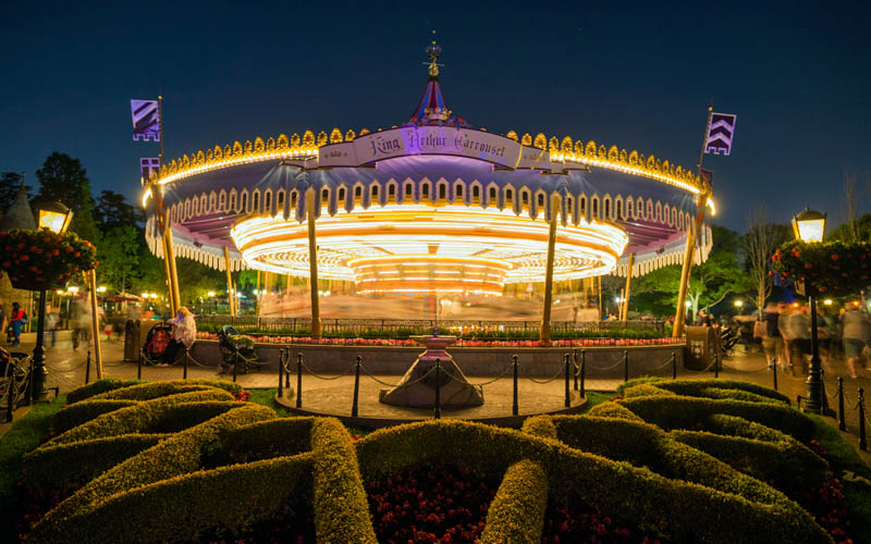A Visit to Disneyland Can Be a Magical Experience